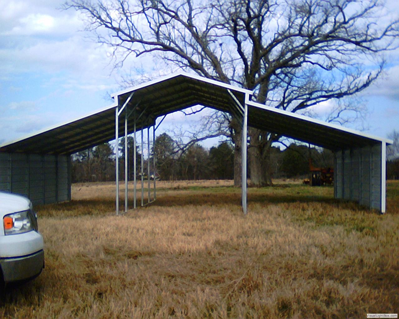 Carports - Portable Buildings Little Rock Arkansas ...